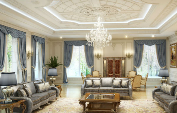 Luxury Interior Decoration Ideas and Suggestion - Mariquita Papi