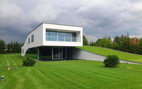 Green Architecture House