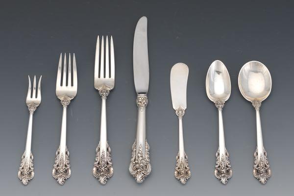 silver spoon design