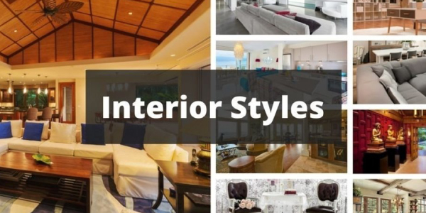 Image Of Different Interior Design Styles For Your Home.